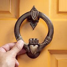 Sp27007 - Claddagh Authentic Foundry Iron Door Knocker