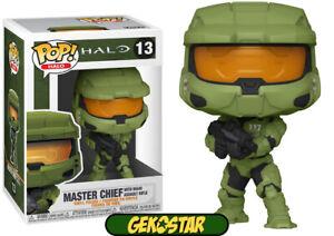 Master Chief - Halo Infinite Funko POP! Vinyl Figure