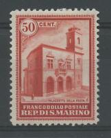 SAN MARINO 1932 PALAZZETTO C.50 *
