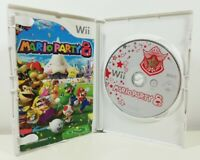 Mario Party 8 Nintendo Wii Game + Manual VGC PAL UK Fast Free Postage