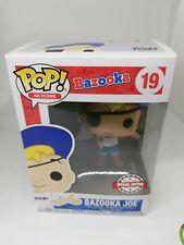 Funko Pop Bazooka Joe ad Icons - Special Edition Europea