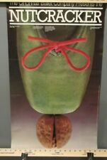 Cincinnati Ballet Company Presents The Nutcracker December 1980 Original Poster