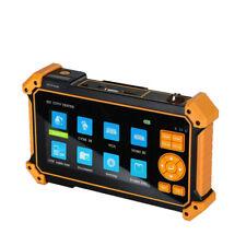 "5"" 8MP CCTV Camera Tester AHD CVI TVI CVBS Analog Test HDMI VGA Input Video 4in1"