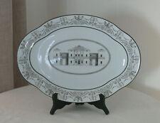 """Ovale Platte CHRISTIAN DIOR, """"Palladio"""", Limoges, Frankreich, Architektur"""