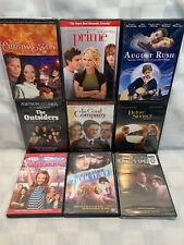(9 Dvd Lot) Outsiders King's Speech Center Stage Before Sunset Prime
