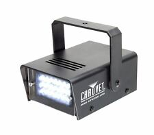 Chauvet DJ MINI Strobe LED FX Light with Variable Speed (replaces CH-730)