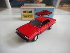 Yonezawa Diapet Nissan Bluebird SSS Turbo in Red on 1:40 in Box