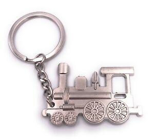 Lokomotive Lock Zug Schlüsselanhänger Anhänger