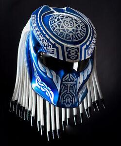 Top Helmet predator  age of empire king britton  motif  for motorcycle