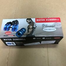 Pair Flexible Water Dumbbell Heavey Weight Dumbbell Gym Home Exercise 16-20kg!~!