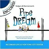 Pipe Dream, New York City Center's Encores!  CD | 0791558446326 | New