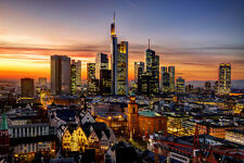 Kurztrip nach Frankfurt Best Western Hotel 1x ÜF 2P inkl Frühstück, Wellness...
