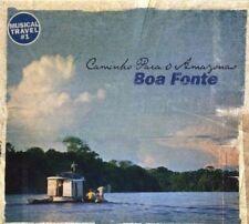 BOA FONTE - CAMINHO PARA O AMAZONAS NEW CD
