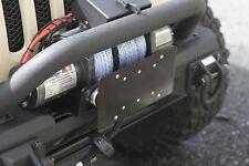 Hawse Fairlead License Plate Bracket Holder Mount for Jeep Wrangler CJ TJ JK