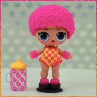 LOL Surprise Dolls IN SYNC Lights Glitter Series 1 Pink Swim Club SEALED  L.O.L.