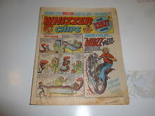 Whizzer & Chips Comic - Date 03/06/1978 - UK Paper Comic