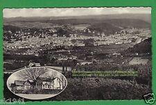 Marburg Lahn 1960 Gaststätte Hansenhaus rechts Schmenner Studentika ungelaufen