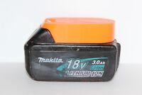 5x Orange battery holder / cover for Makita BL1820 BL1830 BL1840 BL1850 18v