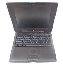 "Vintage Apple M4753 PowerBook 12.1"" Laptop PowerPC G3 233Mhz Wallstreet"