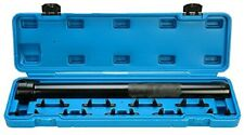 Auto Inner Tie Rod Tool Installer Remover Crews Foot Wrench Kit W/Case 10pcs