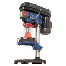 Scheppach Tischbohrmaschine TBM60VLS mit Laser, 16mm Bohrfutter + Schraubstock
