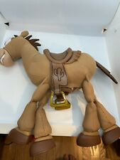 Toy Story Disney Pixar Woody's Horse Bullseye With Sound (no stand)
