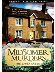 Midsomer Murders: The Early Cases Collection [New DVD]