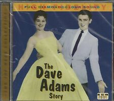 Dave Adams Story CD NEW SEALED Joe Meek Joy & Dave/Silas Dooley Jr./Burr Bailey