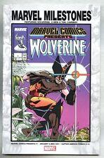 Marvel Milestones Wolverine, X-Men, Tuk the Cave Boy #0-2005 fn Jack Kirby