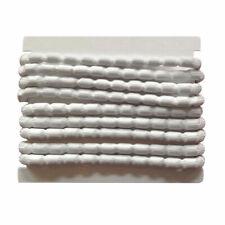 Bleiband 14 - 400 gramm / meter  Bleischnur Beschwerungsschnur für Gardinen
