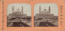 Vue stéréoscopique panoptique : Exposition universelle 1878 ; Le Trocadero