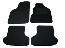 VW Volkswagen Polo 1998 - 2002 Tailored Fitted Car Mats Free Coloured Edging