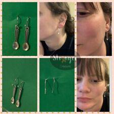Spoonie earrings Spoon earrings -