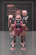 MG Zaku II Acrylic Mechanical Dissection Display Case