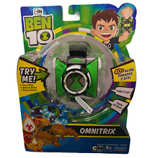 BEN 10 OMNITRIX NEW 2019 SEASON 3 40 PLUS ALIEN PHRASES & SFX