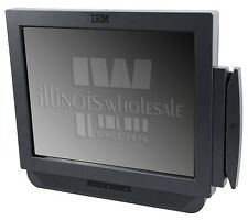 "4838-51E IBM AnyPlace Kiosk Terminal, 15"" Display, MSR"