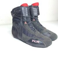 Anthracite, 43 EU TCX Mens Motorcycle Boots
