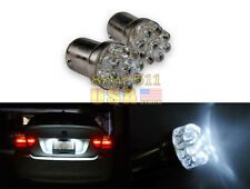 LEDs For BA15D/1156 G18 Turn Signal Parking Lights 9SMD 1 couple for Accent