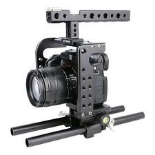 Movie Making Rig Camera Video Cage Handle Grip Stabilizer for Panasonic GH4/GH5