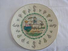 Royal Doulton, Sammelteller,Zierteller Sternzeichen Steinbock