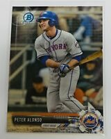 2017 BOWMAN CHROME | PROSPECT / ROOKIE | NEW YORK METS | PETE ALONSO