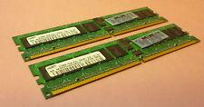 1GB Kit HP Samsung M393T6553BG0-CCCQ0 345112-051 DDR2 ECC Server Memory RAM