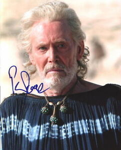 PETER O'TOOLE.. Troy's Priam - SIGNED