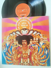 THE JIMI HENDRIX EXPERIENCE Axis Bold As Love SPAIN RE LP VINYL 1988
