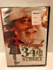 John Hughes production presents Miracle on 34th Street the DVD, new in package