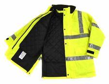 Ex Public Order Hi Vis Jacket, Officer's Jacket Removable Liner Waterproof