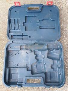 Carry Case for Bosch GSB 18 VE-2 Cordless Drill Driver 18v, 12v, 14.4v 24v GSR