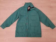WOOLRICH Women's Lined Parka Winter Coat Jacket - Emerald Green Medium and warm!