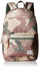 Herschel Supply Co Settlement Casual Canvas Daypack Brushstroke Camo Colour NEW