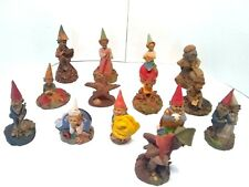 Knomes Thomas Clark Vintage With C.O.A Retired Lot Of 14